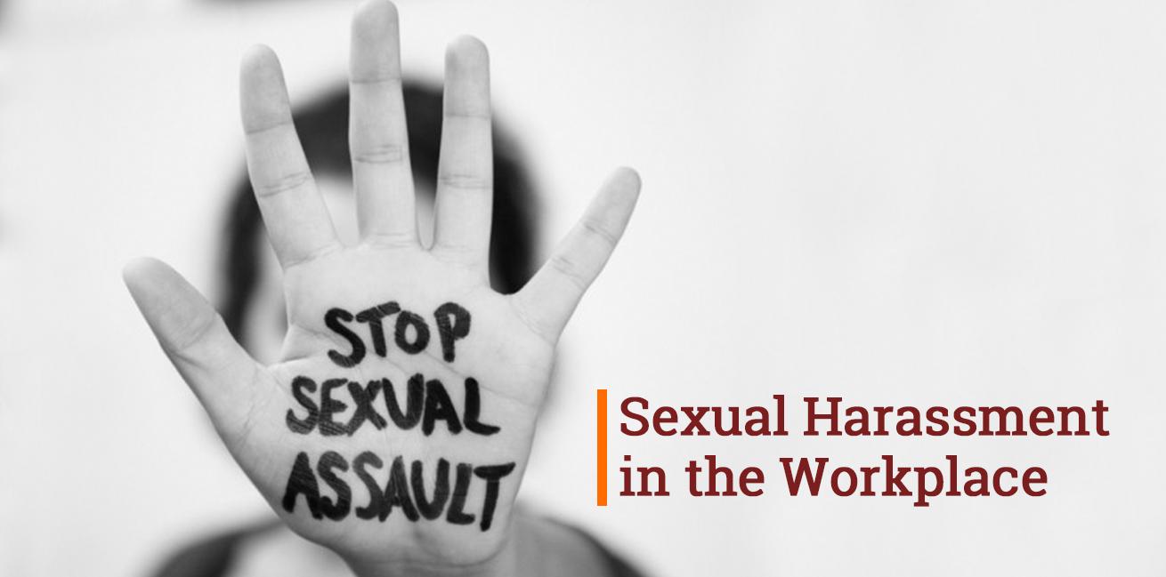 What Constitutes Sexual Harrassment